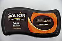 Губка для обуви из гладкой кожи Волна бесцветный Salton PROF