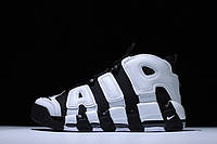 Кроссовки Nike X Supreme MORE Uptempo QS AH6949-446 реплика, фото 1