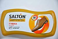 Губка ХВИЛЯ для гладкой кожи с норковым маслом Salton.