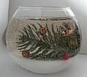 Свеча хвойная новогодняя, фото 3