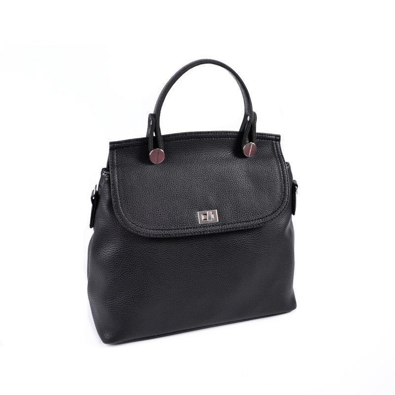 ac240d3f96d9 Женская сумка М139-47 черная фигурная модная на плечо: продажа, цена ...