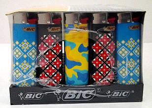BIC Запальничка J3 Украіна уп. 50шт