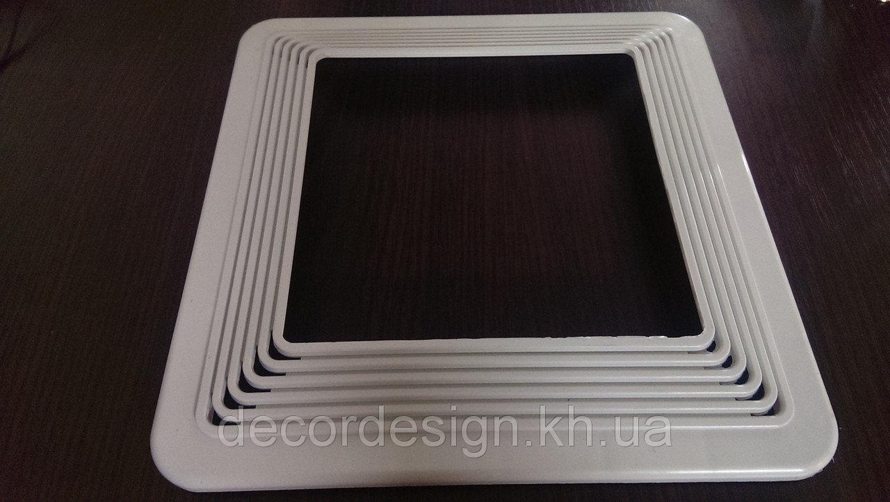 Платформа универсальная квадратная 50-90 мм (шаг 10 мм)