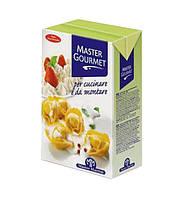 Сливки кулинарные Master Gourmet / Мастер Гурме, 1л, жирность 26%