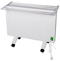 Инфракрасный панельный обогреватель Dimol Steel 022 / 540 Вт / с терморегуляром и сушилкой