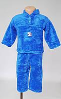 Детская тёплая махровая пижама