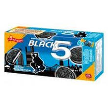 Печенье Griesson Black5 Vanille 4*45g