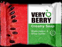 Крем-мыло Watermelon & Shea butter (Арбуз и масло ши) Very Berry 100г.