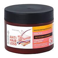 Маска для ослабленных волос, склонных к выпадению Anti Hair Loss Dr. SANTE 300мл.