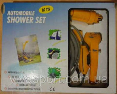 Автомобильный душ, мини мойка Automobile Shower Set