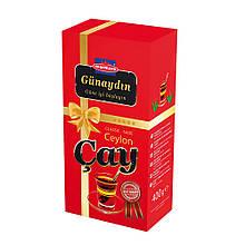 Чай черный крупнолистовой Gunaydin Ceylon Cay 400г