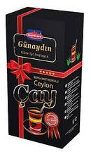 Чай черный с бергамотом Gunaydin Bergamot Kokulu 800г