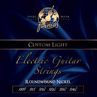 Струны для электрогитары FRAMUS 45210 BLUE LABEL CUSTOM LIGHT (09-46)