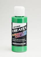 Краска для аэрографии Createx Colors - Opaque 5205-Light Green