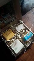 Подарочный набор натурального мыло  Мыльная рапсодия