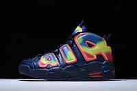 Кроссовки Nike X Supreme MORE Uptempo 847652 400 реплика