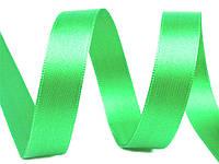 Лента атласная зеленая 25мм