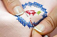 Вышивка крестиком – живопись своими руками