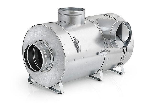 Турбина для камина (турбовентилятор) DARCO Banan ECO 400 м3/ч