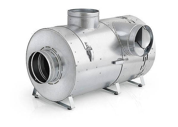 Турбина для камина (турбовентилятор) DARCO Banan ECO 400 м3/ч, фото 2