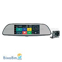 Автомобильный видеорегистратор ParkCity DVR HD 900 с 2 камерами (1 выносная), GPS модулем и Wi-Fi