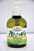 Нежный гель для умывания нормальной и жирной кожи Зеленый чай Зеленая Аптека 270мл.