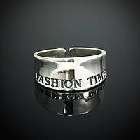 Серебряное фаланговое кольцо Fashion Time