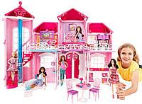Оригинал. Кукольный Домик Barbie Mattel P34