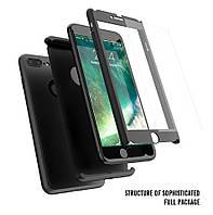 Противоударный чехол 360 для IPhone 5/5s/6/6 plus/7/7 plus/8  айфон ОРИГИНАЛ США