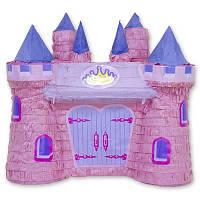 40*39*16 см Пиньята Замок Принцессы