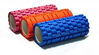 Роллер массажный (Grid Roller) FI-4404