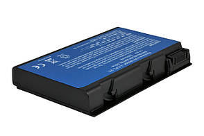 Аккумулятор к ноутбуку ALLBATTERY Acer BATBL50L6 14.8V 5200mAh 8cell Black
