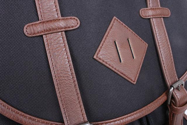 темно-синий мужской рюкзак