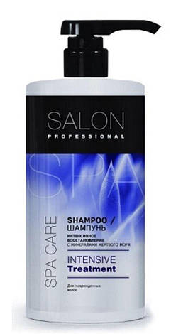 Шампунь для волос Интенсивное восстановление SALON Prof NEW 1л., фото 2