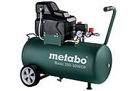 Воздушный компрессор без масла Metabo BASIC 250-50 W OF