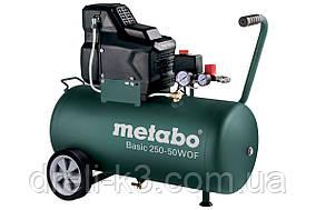 Повітряний компресор Metabo BASIC 250-50 W OF