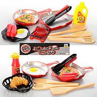 Посуда 828-9A-13A сковородка 2 шт, кухонные принадлежности, продукты