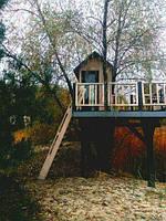 Игровая зона: дом на деревьях, фото 1