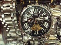Часы Слава черный циферблат 36