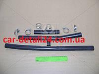 Патрубки отопителя ВАЗ 2110 (шланги 3 шт+ хомут)  (пр-во БРТ)