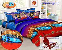 Стеганное покрывало-одеяло для детей Lamborgini (160х212) (Pokryvalo-008)