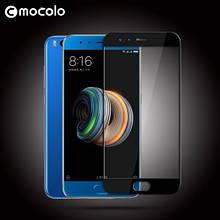 Защитное стекло Mocolo 3D 9H на весь экран для Xiaomi Mi Note 3 черный