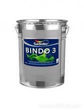 Краска для стен  и потолка Sadolin BINDO 3 ( Садолин Биндо 3) 20л