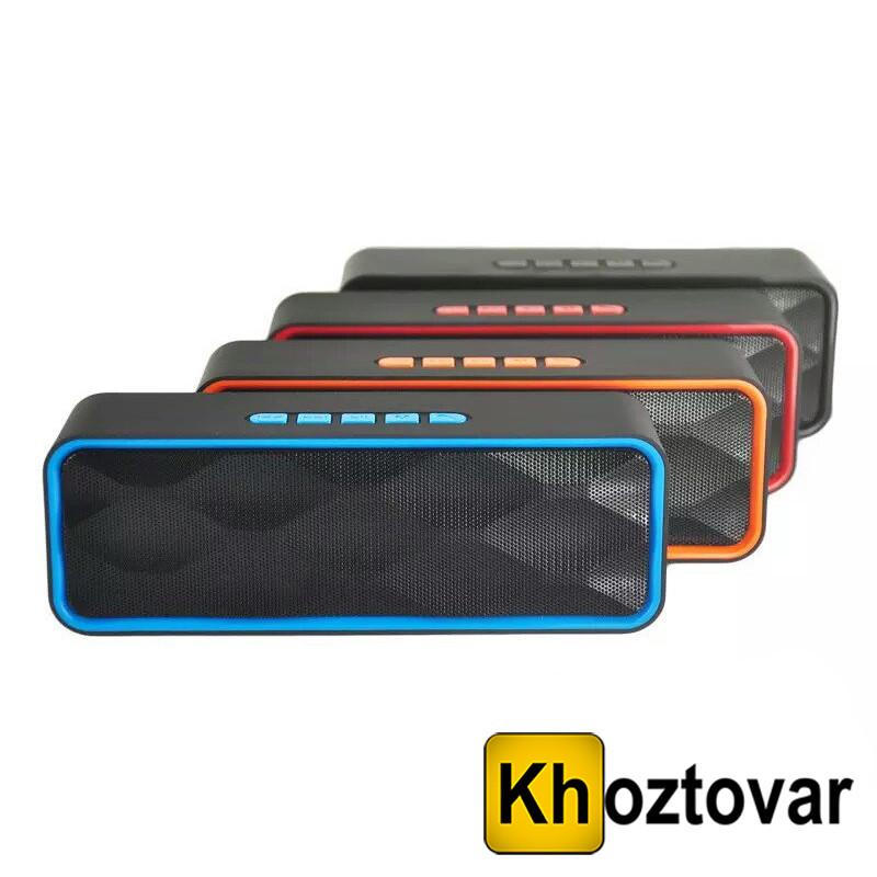 Портативная Bluetooth колонка SC-211