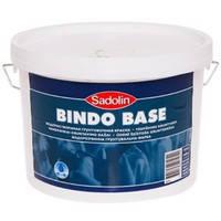 Грунт-краска для стен и потолка Sadolin BINDO BASE (Биндо База) 10л