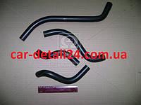 Патрубки отопителя ВАЗ 2108-21099 (шланги 4 шт)  (пр-во БРТ)