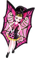 Новая Кукла Дракулаура с крыльями Трансформер Летучая Мышь Monster higt Ghoul-to-Bat Transformation Draculaura, фото 1