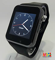 Смарт часы с камерой Smart Watch A1. Аналог Apple watch Чёрный