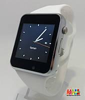 Смарт часы с камерой Smart Watch A1. Аналог Apple watch Белый