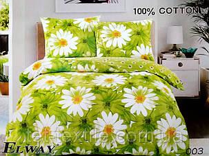 """Комплект постельного белья Elway """"Евро"""" 003, фото 2"""